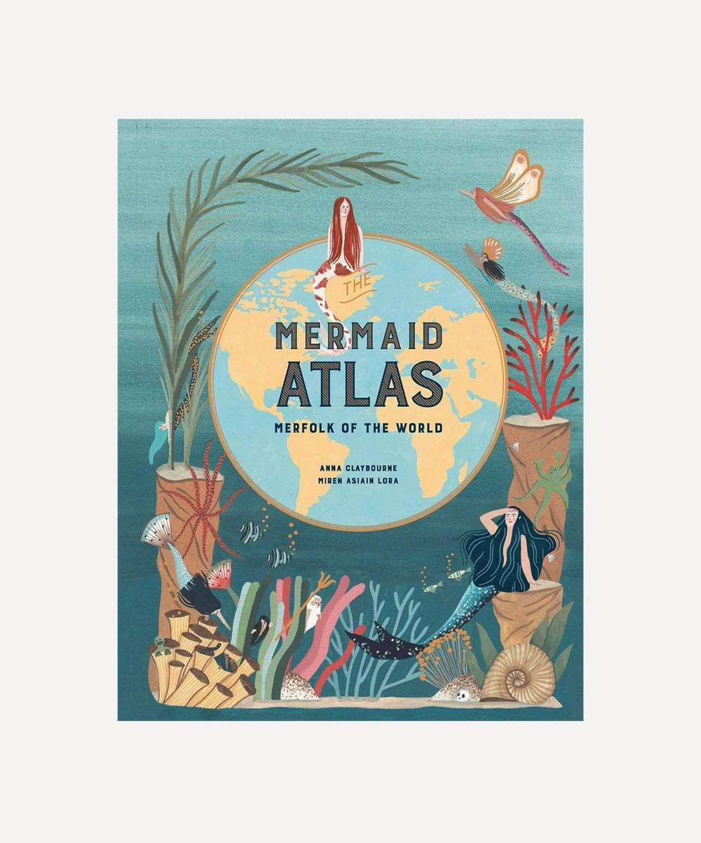 Bookspeed - The Mermaid Atlas