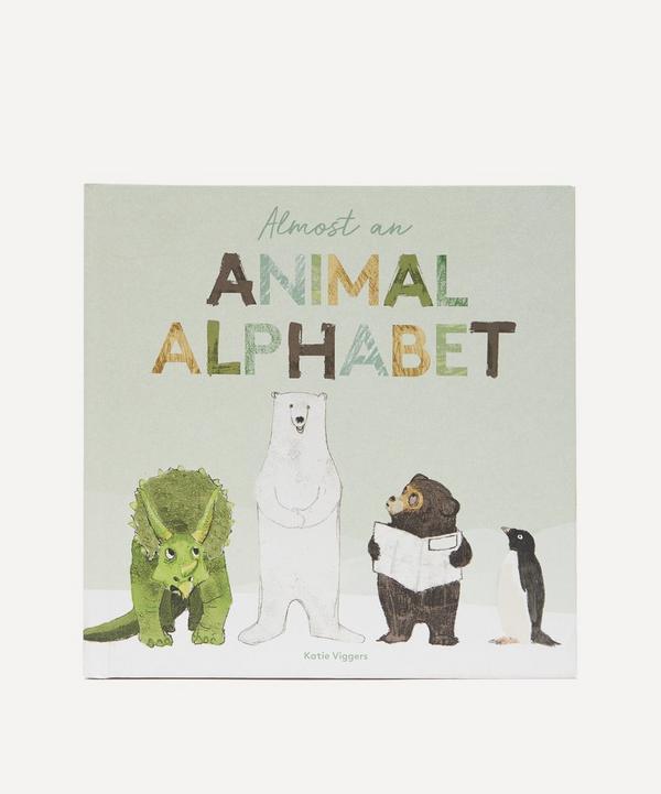 Bookspeed - Almost an Animal Alphabet