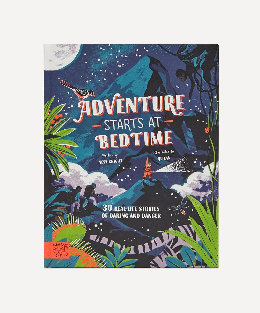 Bookspeed - Adventure Starts at Bedtime
