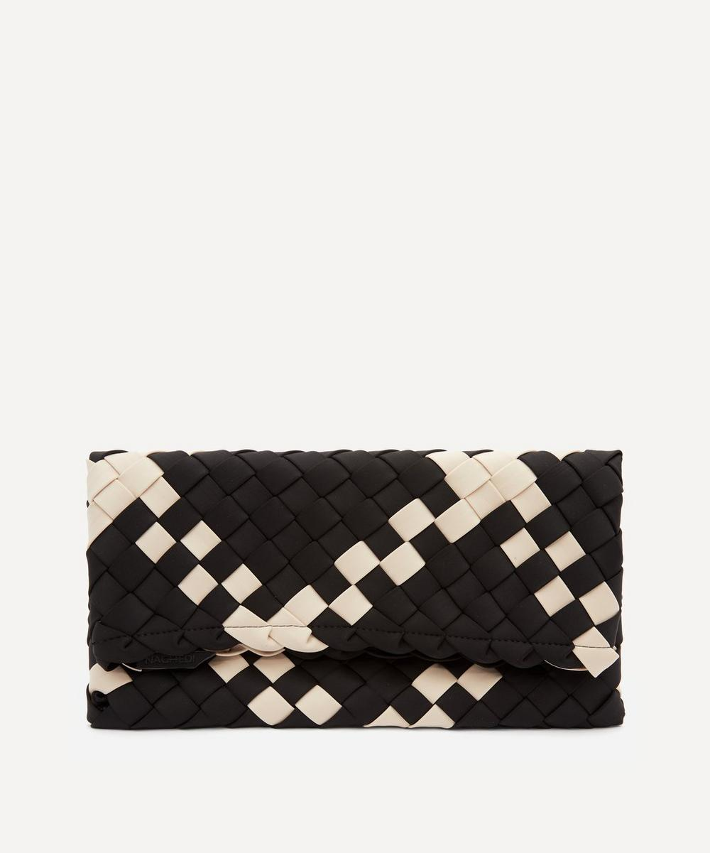 Naghedi - Rhodes Woven Clutch Bag
