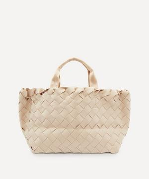 Tangier Medium Woven Tote Bag