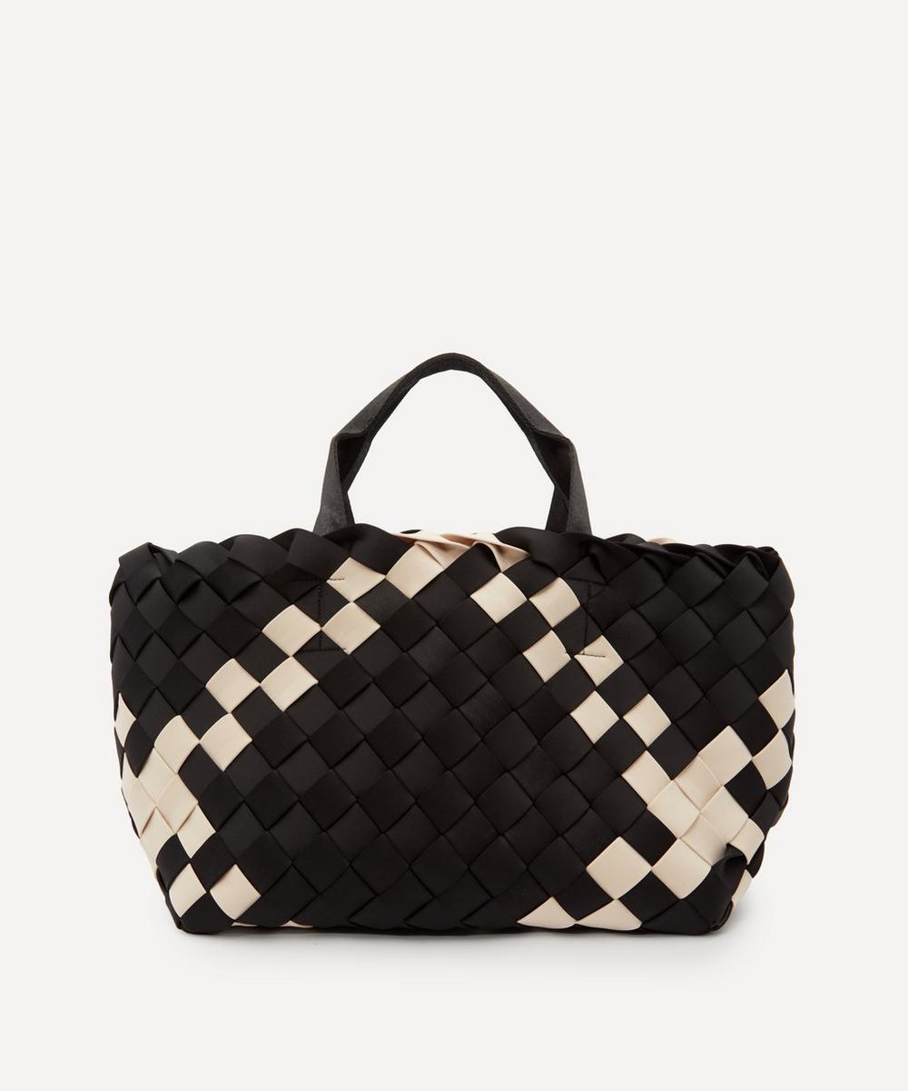 Naghedi - Tangier Medium Woven Tote Bag