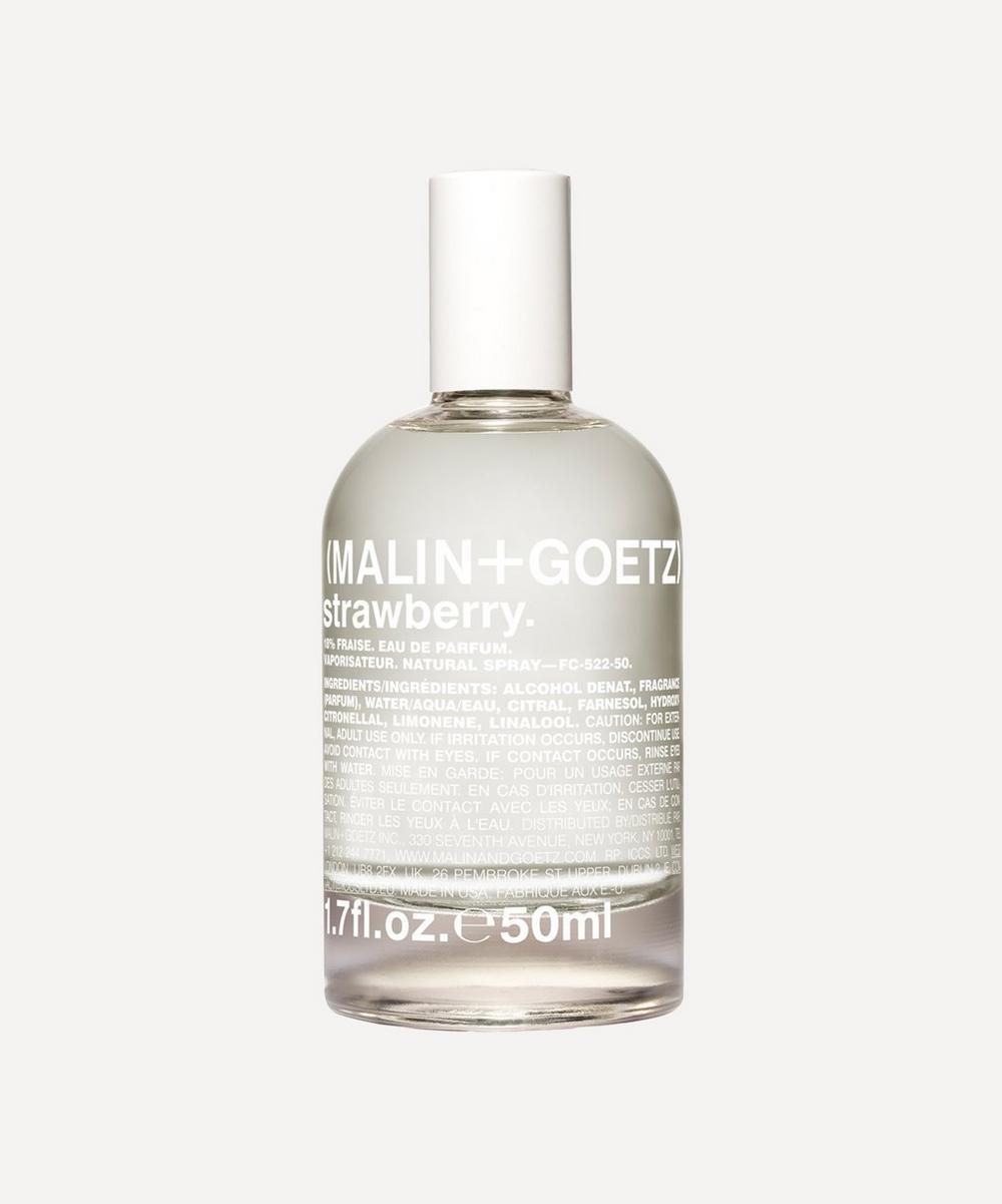 (MALIN+GOETZ) - Strawberry Eau de Parfum 50ml