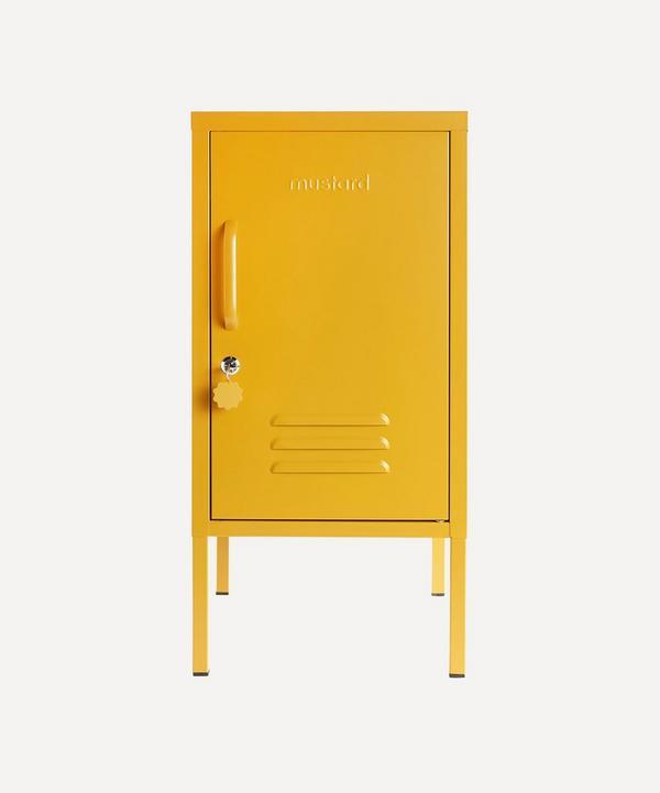 Mustard Made - Shorty Locker Cabinet