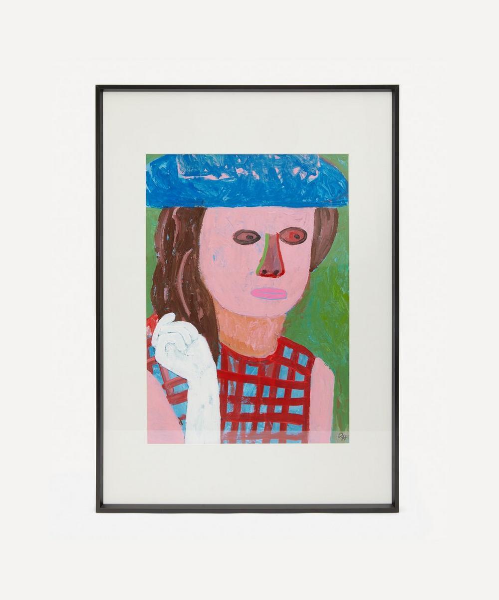 David Horgan - Badabing Original Framed Painting