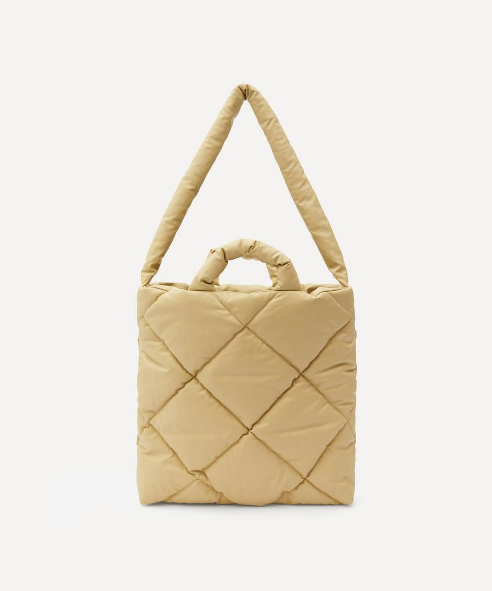 KASSL Editions - Medium Quilted Oil Tote Bag