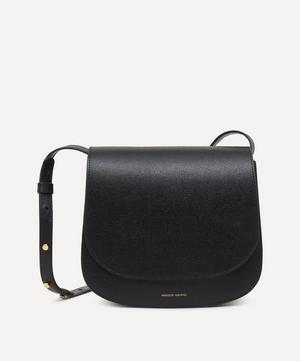Classic Leather Shoulder Bag