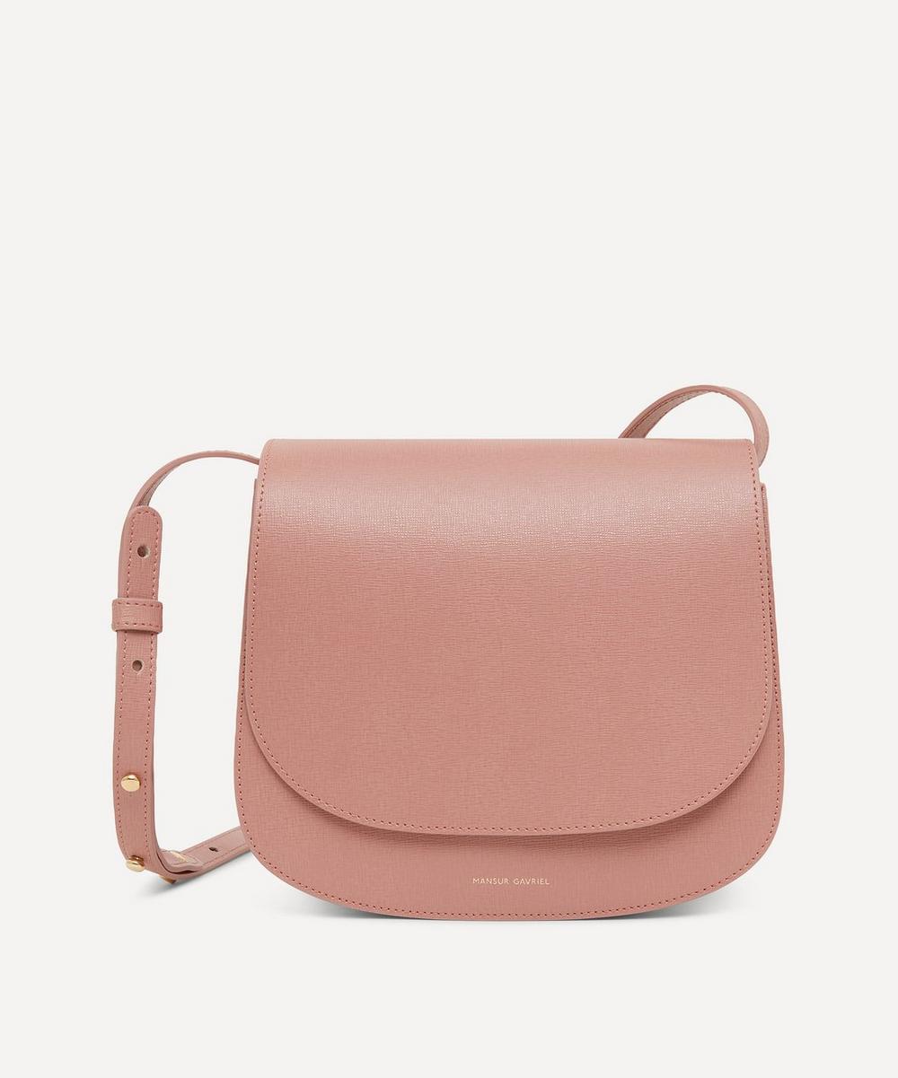 Mansur Gavriel - Classic Leather Shoulder Bag