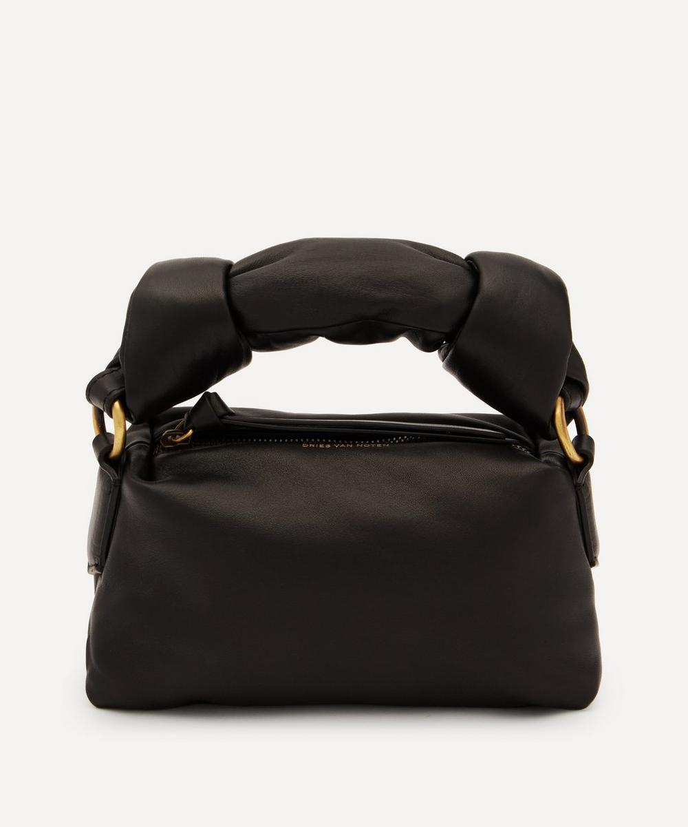 Dries Van Noten - Mini Padded Leather Handbag