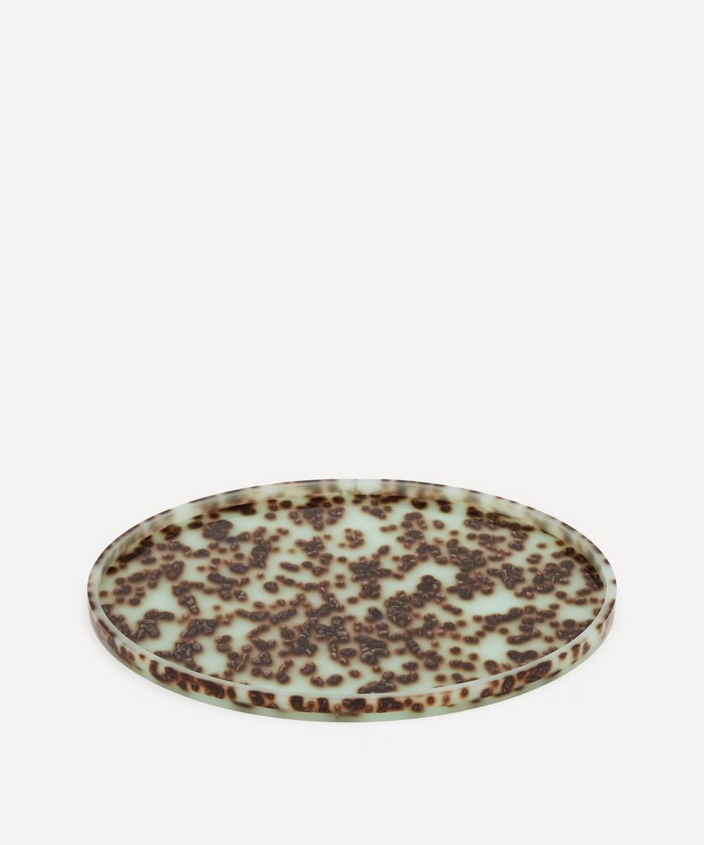 Aeyre Home - Oval Resin Tray