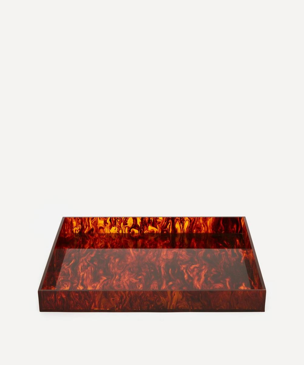 Aeyre Home - Rectangle Resin Tray