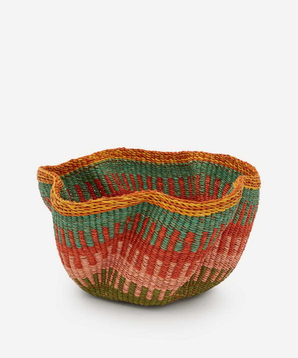 The Baba Tree Basket Company - Tiny Pakurigo Wave Basket