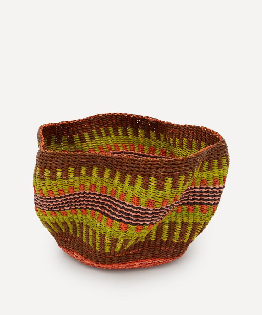 The Baba Tree Basket Company - Tiny Pakurigo Wave Basket