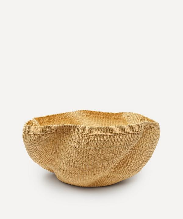 The Baba Tree Basket Company - Pakurigo Wave Basket