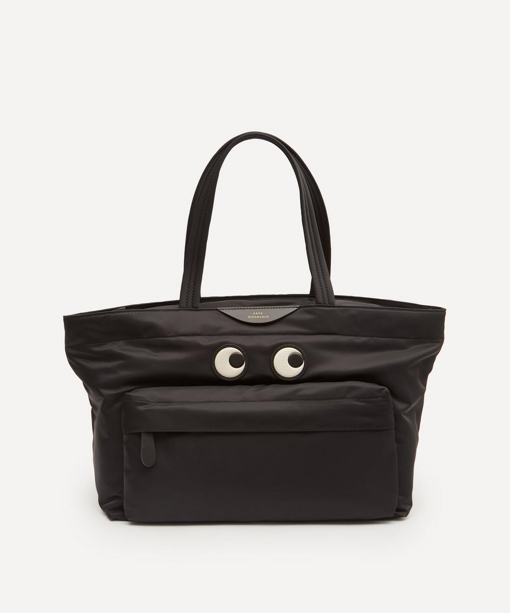 Anya Hindmarch - Eyes Recycled Nylon Tote Bag