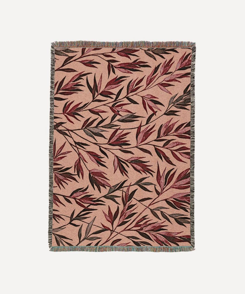 Rosanna Corfe - Growth Blush Woven Throw
