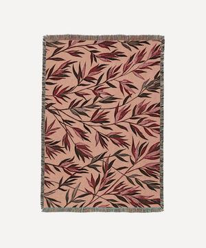 Growth Blush Woven Throw
