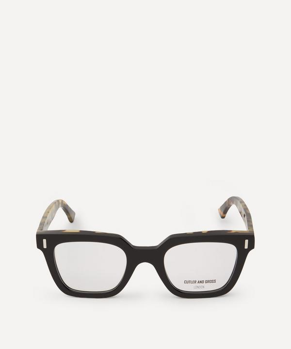 Cutler And Gross - 1305 Square Optical Glasses