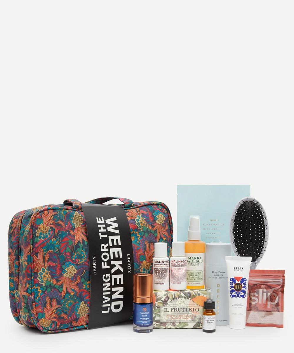 Liberty - Living for the Weekend Beauty Kit