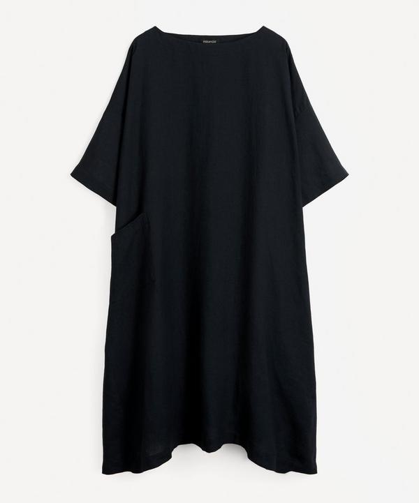 Eskandar - Linen T-Shirt Dress