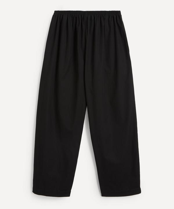Eskandar - Japanese Ankle-Slit Trousers