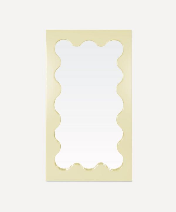 Gustaf Westman Objects - Curvy Mirror Mini