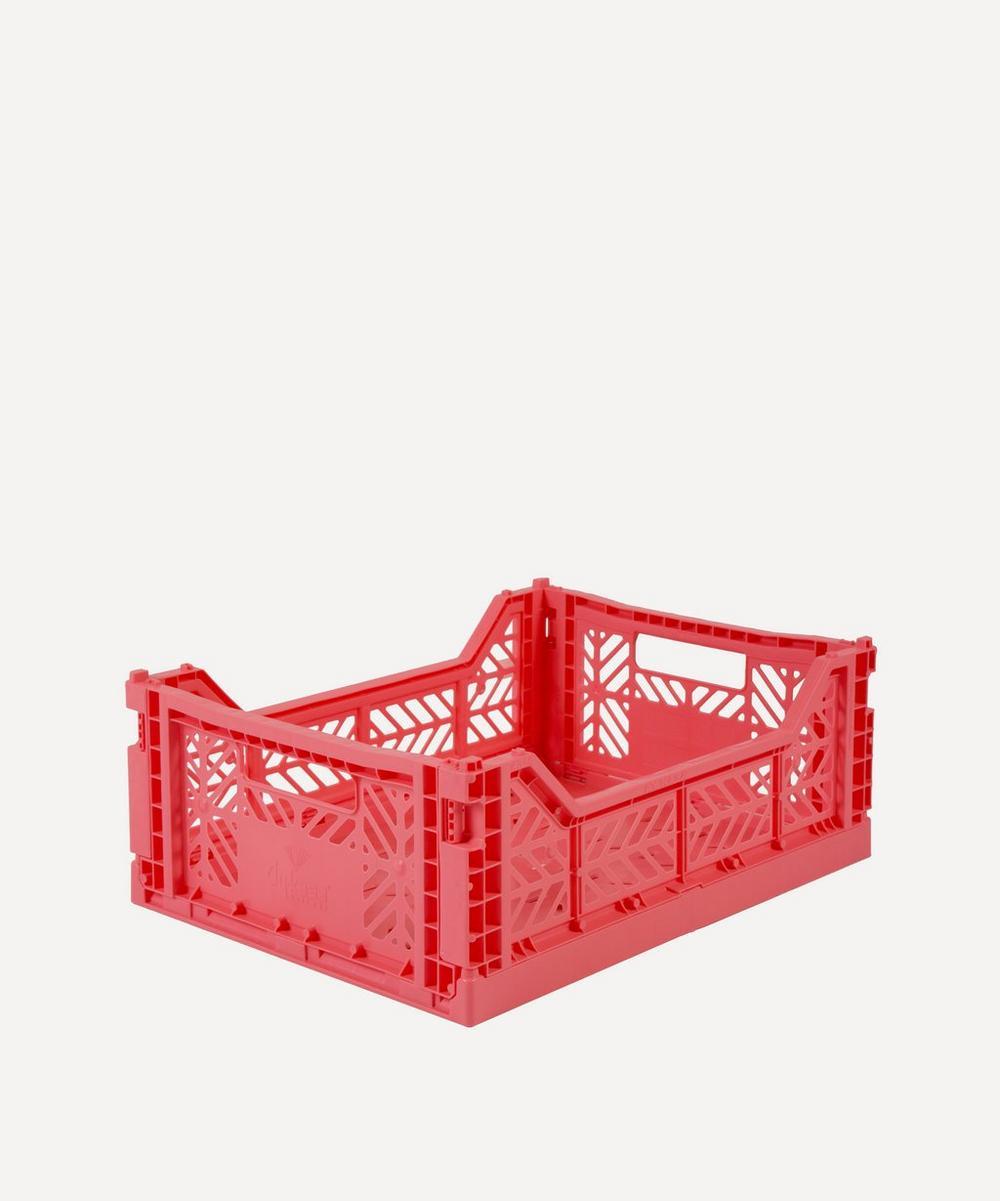 Aykasa - Midi Plastic Folding Crate