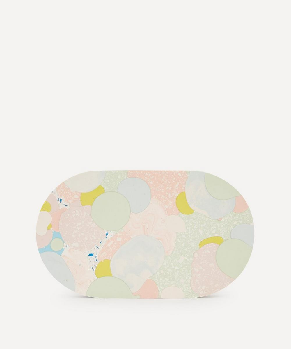 Katie Gillies - Play Midi Oval Tray