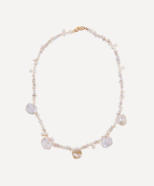 Martha Calvo - Tahiti Pearl Necklace