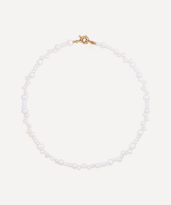 Martha Calvo - Mini Naxos Pearl Necklace