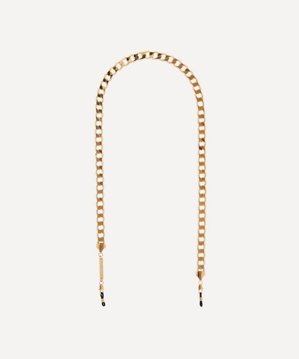 Frame Chain - Gold-Plated Eyefash Glasses Chain