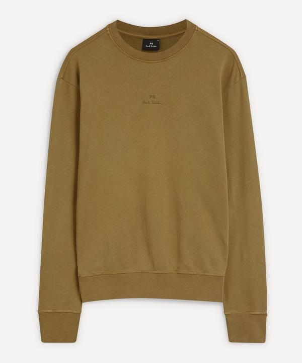 PS Paul Smith - Logo Cotton Sweater