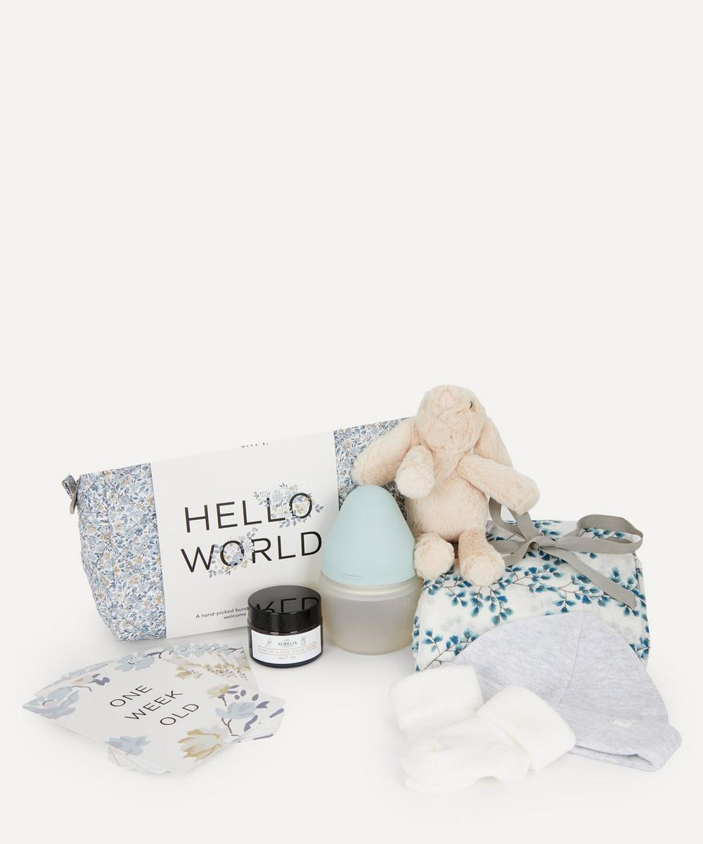 Liberty - Hello World Baby Kit 2021