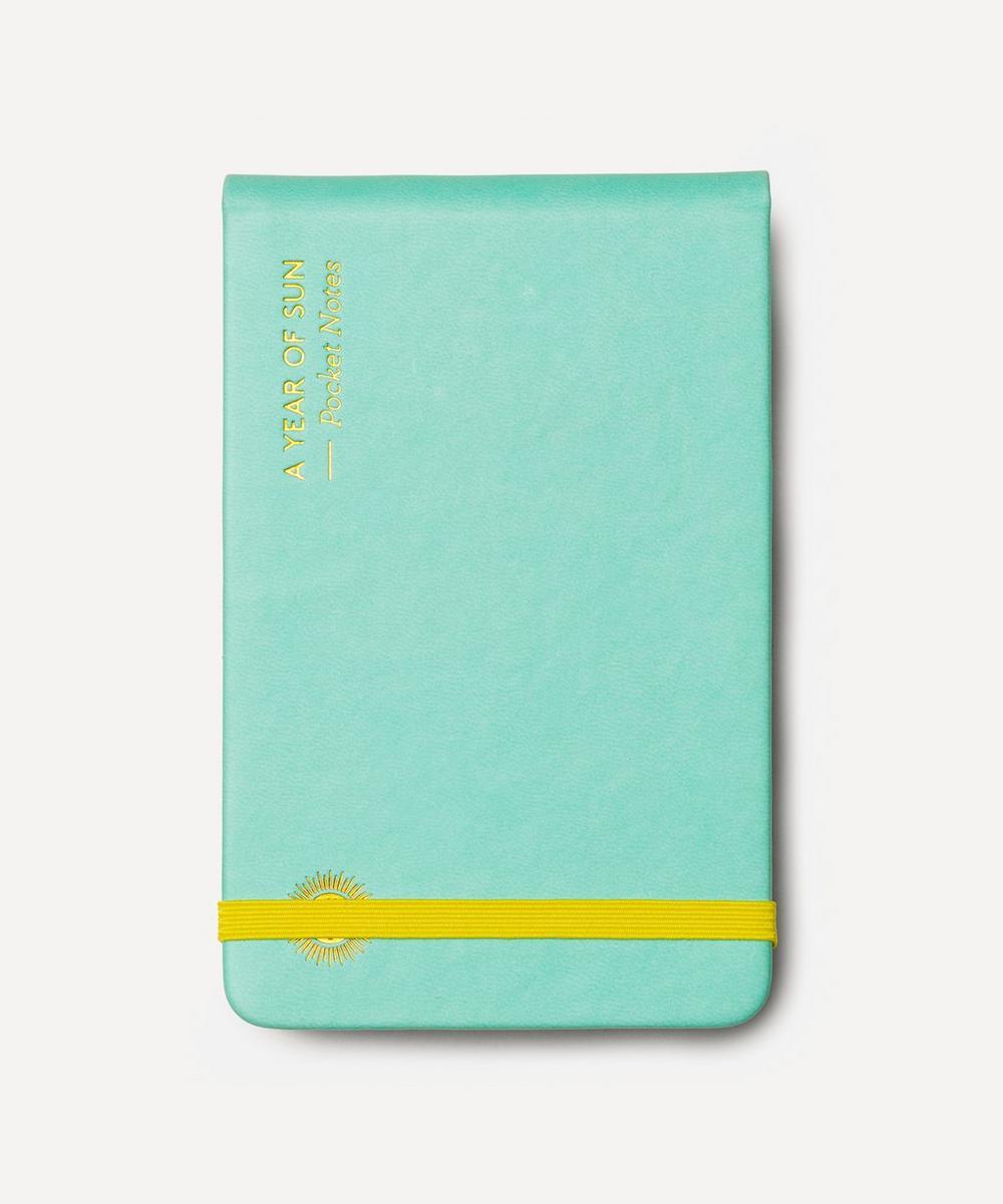 Octaevo - A Year of Sun Pocket Notebook