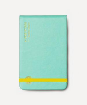 A Year of Sun Pocket Notebook