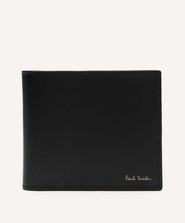 Paul Smith - Leather Signature Stripe Interior Wallet
