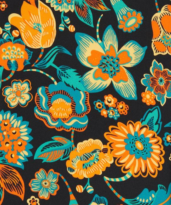 Liberty Fabrics - Delft Dream Silk Satin