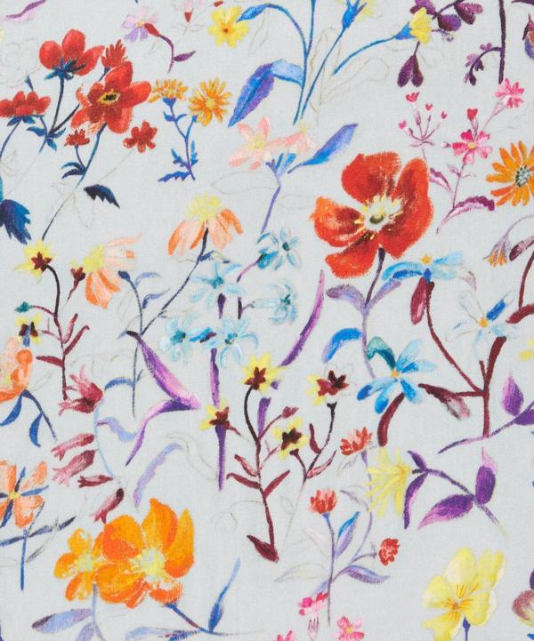 Liberty Fabrics - Linen Garden Silk Satin