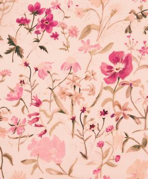 Linen Garden Silk Satin