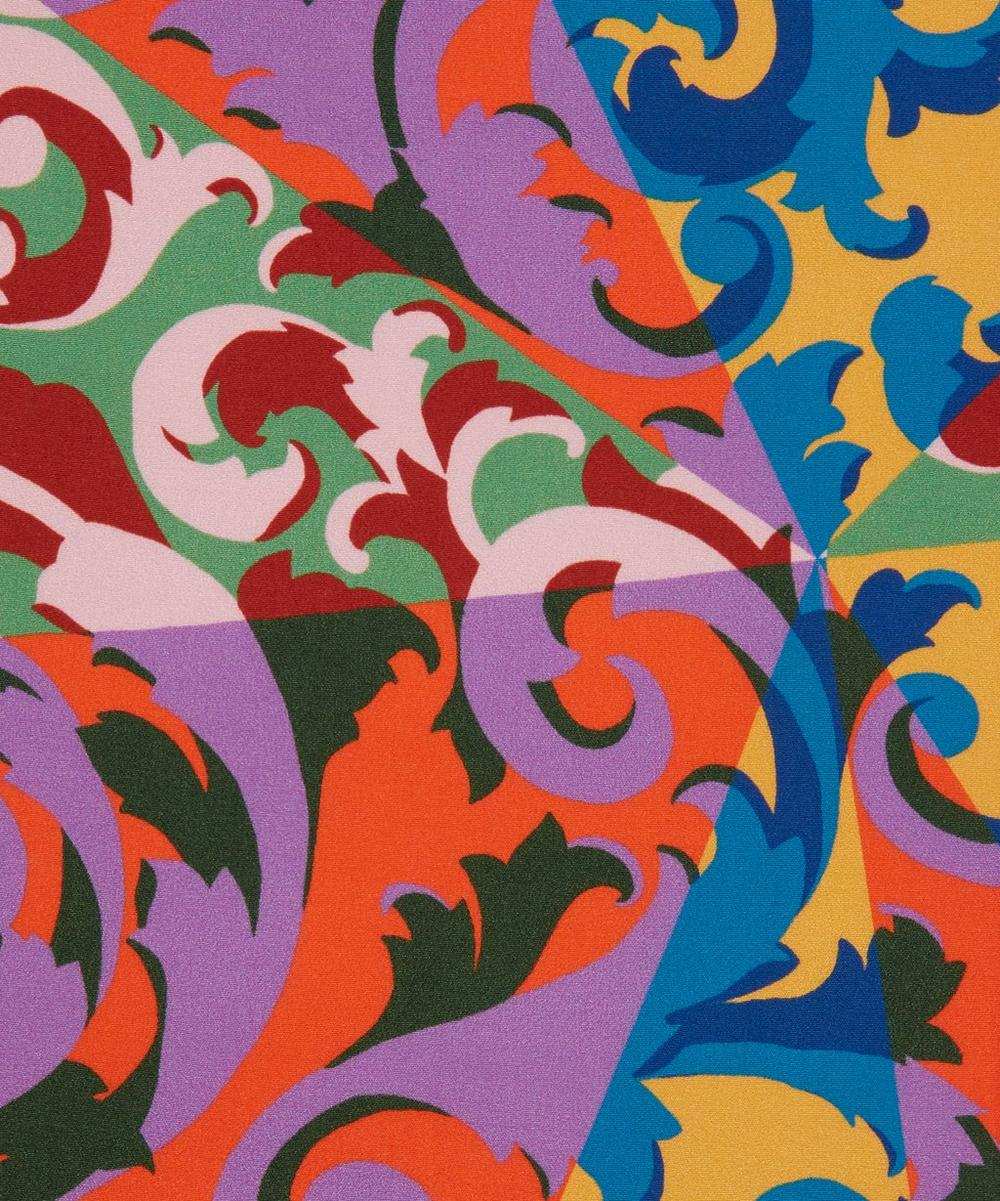 Liberty Fabrics - Rococo Scrolls Crepe de Chine
