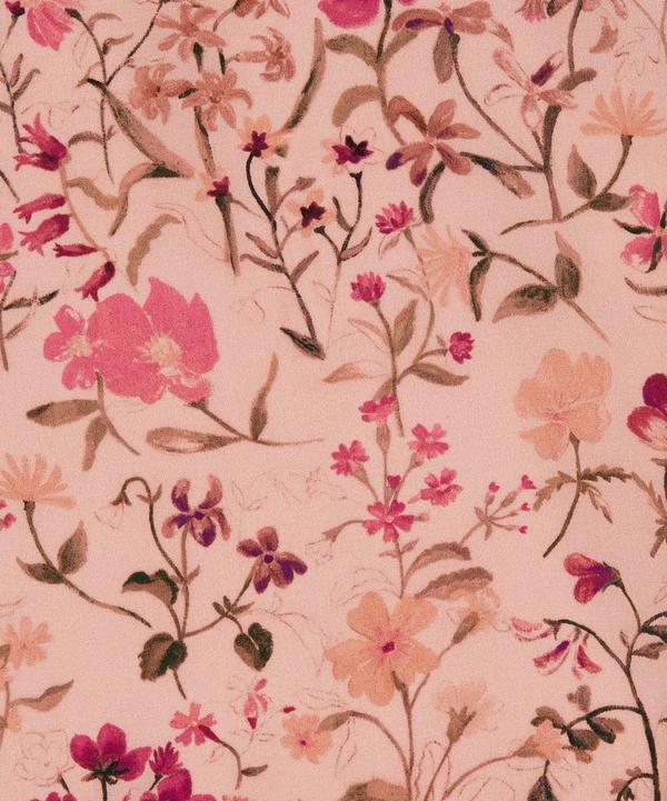 Liberty Fabrics - Linen Garden Crepe de Chine