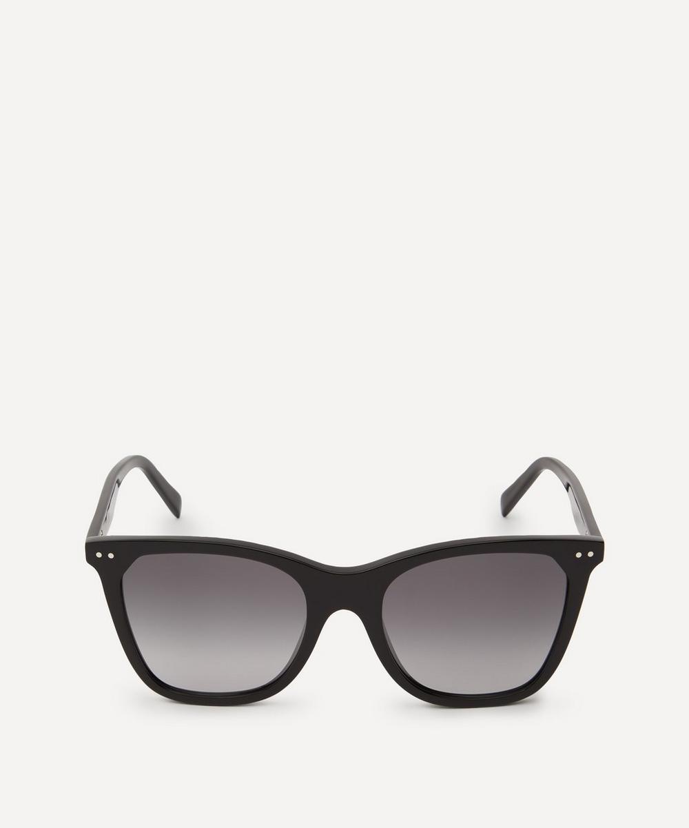 Celine - Oversized Cat-Eye Sunglasses