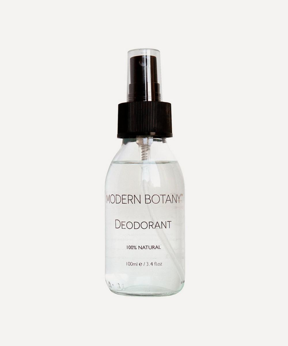 Modern Botany - Natural Deodorant 100ml