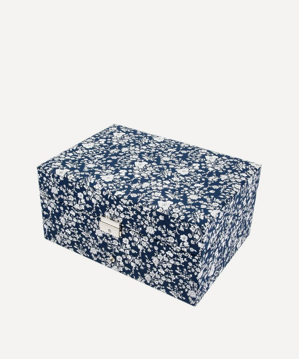 Bon Dep - Capel Liberty Print Square Jewellery Box