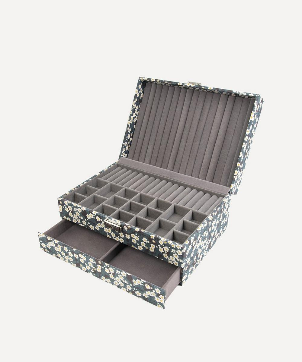 Bon Dep - Mitsi Liberty Print Square Jewellery Box