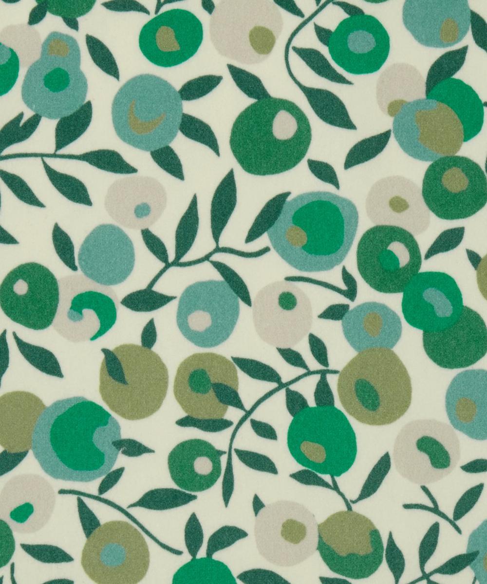 Liberty Interiors - Wiltshire Blossom Wellington Velvet in Jade