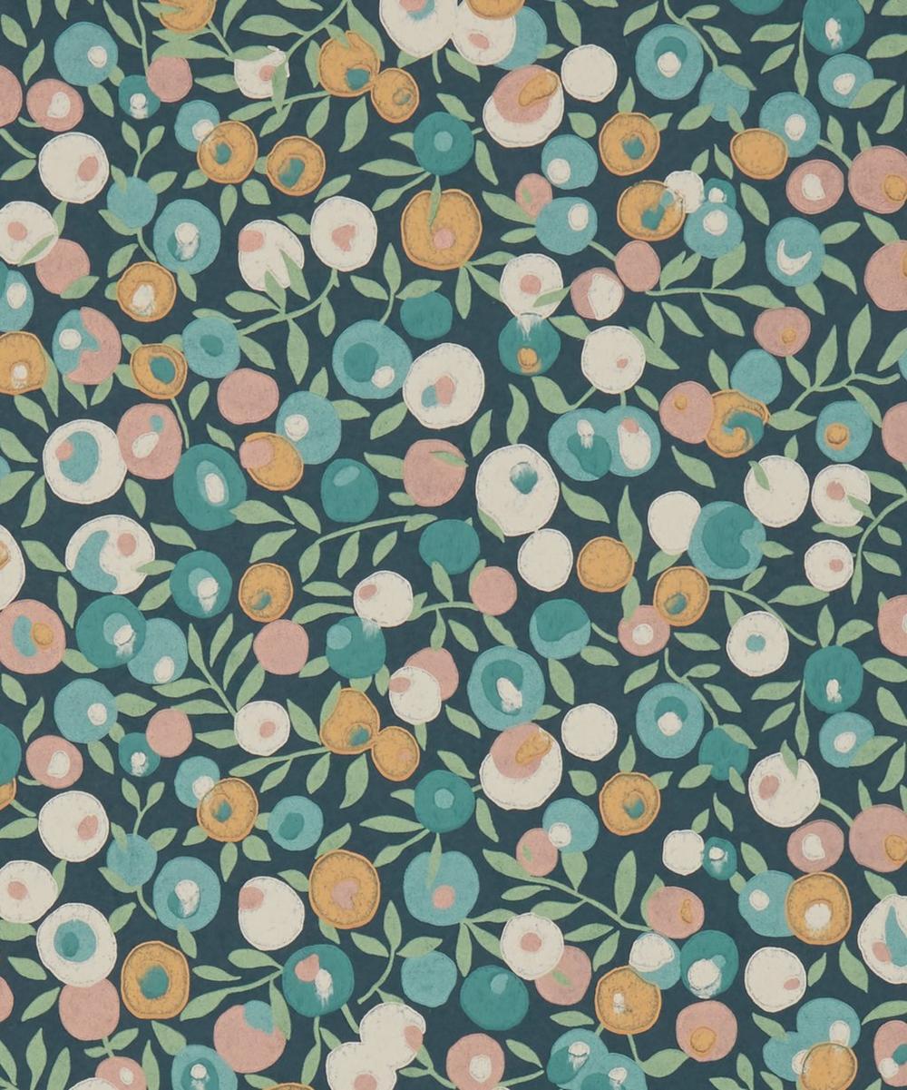 Liberty Interiors - Wiltshire Blossom Wallpaper in Lichen