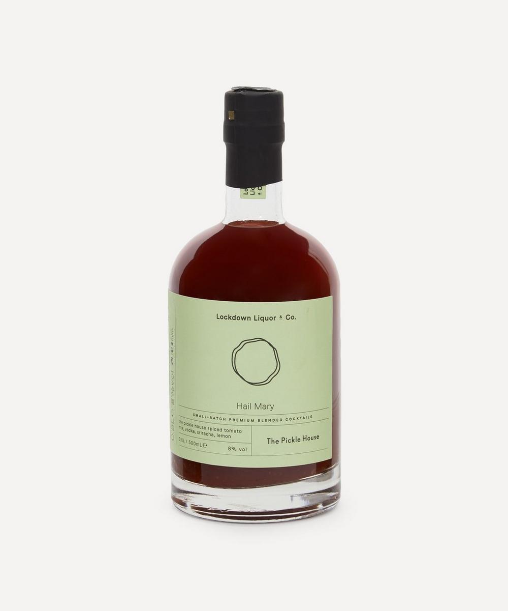 Lockdown Liquor & Co. - Hail Mary Pre-Mixed Cocktail 500ml