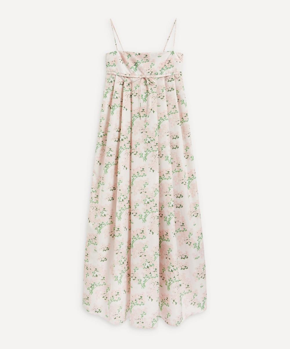 Bernadette - Jules Taffeta Strapless Maxi-Dress