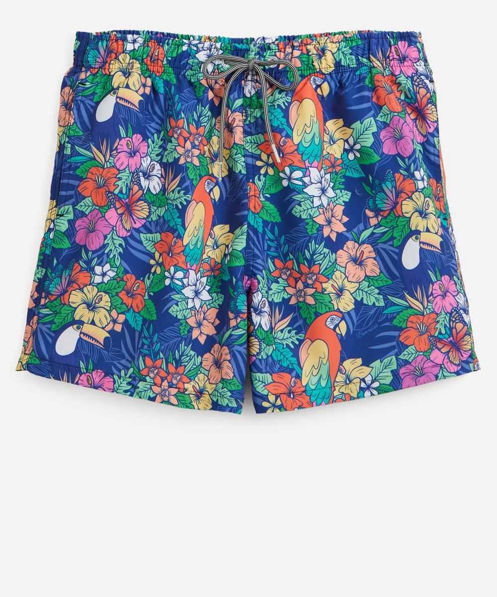 Boardies - Jungle Swim Shorts